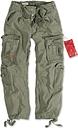 Surplus Airborne Vintage Hose, grün, Größe 7XL, grün, Größe 7XL