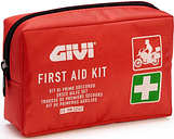 Givi S301 First Aid Kit, red, red, Size One Size