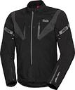 IXS Tour ST-Plus Motorrad Textiljacke, schwarz, Größe L, schwarz, Größe L