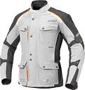 Büse Porto Motorrad Textiljacke, grau, Größe 62, grau, Größe 62