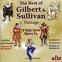 D'Oyly Carte Opera Company - Very Best of Vintage Gilbert & Sullivan