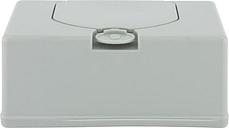 HEMA Tissue Box Grey 11x20x8.5 (grey)