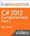 C# 2012 Fundamentals LiveLessons Part I of IV (Video Training)