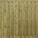 Cloture en bois 180x180cm