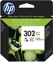 HP 302XL - Tri-color