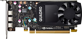 HP NVIDIA Quadro P400 - 2GB