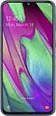 Samsung Galaxy A40 - 64 GB - Dual SIM - Black