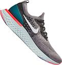 Nike Mens Epic React Flyknit - Grey - 10