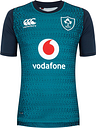 Unisex Canterbury Adult Ireland Alternate Jersey 2018/19 Rugby - Blue - S
