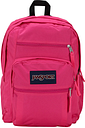 Unisex Jansport Big Student Backpack - Red - One Size