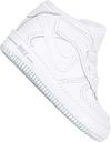 Unisex Nike Air Force 1 Crib - White - 3.5