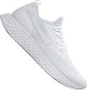 Nike Mens Epic React Flyknit - White - 12