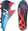 Unisex New Balance Adult Tekela Pro Fg Football Boots - Blue - 11