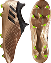 Men's Adidas Adult Messi 16+ Pureagility Turbocharge Football Boots - Yellow - 10