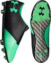 Men's Under Armour Adult Spotlight Fg Football Boots - Green - 6