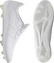 Unisex New Balance Adult Furon 4.0 Pro Fg Football Boots - White - 11
