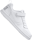 Nike Younger Kids Court Borough Low - White - 11