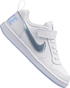 Nike Younger Girls Court Borough Low - White - 13
