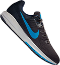 Nike Mens Air Zoom Structure 21 - Navy - 8