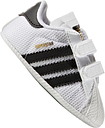 Unisex Adidas Originals Infant Superstar Crib - White - 1