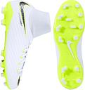 Nike Kids Hypervenom Phantom Academy Fg Jdi Football Boots Football - White - 2