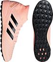 Unisex Adidas Adult Predator 18.3 Atspectral Mode Football Boots - Pink - 9.5