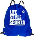 Unisex Life Style Sports Performance Gymsack - Blue - One Size