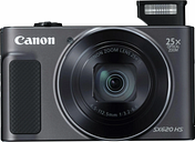 Canon PowerShot SX620 HS 21.1MP 25x Zoom Compact Camera - Black