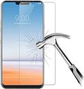 Protecteur d'Écran LG G7 ThinQ en Verre Trempé - 9H, 0.3mm - Cristallin