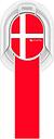 Support de Smartphone 4smarts Loop-Guard Finger Grip - Danemark