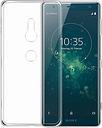 Coque Sony Xperia XZ2 Antidérapante en TPU - Transparente