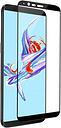 Protecteur d'Écran Complet en Verre Trempé Mocolo pour OnePlus 5T - Noir