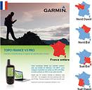 Carte de France Topographique Garmin