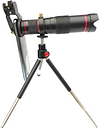 4K Universal 22X Optical Zoom Telescope Camera Lens with Tripod