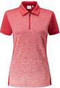 PING Dusk Gradient Poloshirt Für Damen
