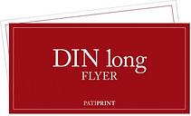 Flyer DIN lang Q-Format 4/4-farbig 340g matt 5 Stück