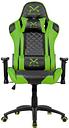 Silla Gaming Droxio Troun Negra Verde