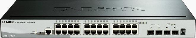D Link Dgs 1510 Gestionado L3 Gigabit Ethernet 10