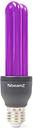 BEAMZ 160.022 LAMPARA LUZ NEGRA 25W E27
