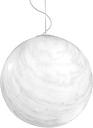 Hängelampe 'Marble' D 50 cm