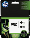 HP 950 Black Ink, 2 Cartridges (L0S28AN) | Quill