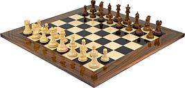Madrid Grand Palisander Chess Set