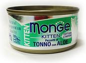 Monge Umido per Gattini 80gr