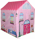 Charles Bentley Pink Wendy House Play Tent, Pink