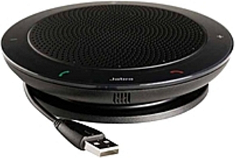 Jabra 7410-109 SPEAK 410 MS Conference Phone - Corded - 1 x Phone Line - Speakerphone