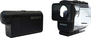 Sony HDR-AS50/B 11.1 Megapixel HD Action Camera - 1080p - Exmor R CMOS - USB - Mac, Windows - Black