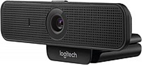 Logitech C925e 960-001075 Pro HD Webcam - 1080p - USB 2.0 - H.264 - Wired - Black