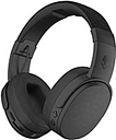 Skullcandy Crusher Wireless Headphone - Stereo - Wireless - Bluetooth - 32 Ohm - Over-the-head - Binaural - Circumaural - Coral, Black
