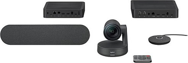 Logitech 960-001217 Rally HD Video Conference Kit with Remote
