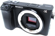 "Sony ILCE-6400/B 24.2 Megapixel Mirrorless Camera Body Only - Black - 3"" Touchscreen LCD - 8x Digital Zoom - 6000 x 4000 Image - 3840 x 2160 Video - H"